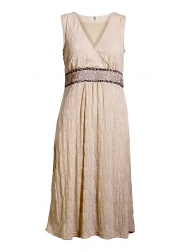 Kleid Carlia von Container in Sand