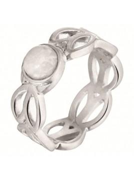 Ring R915 von Sence-Copenhagen in Silver - Größe 7