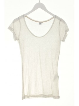 Modal T-Shirt 1-5177-1 von Noa Noa in Chalk
