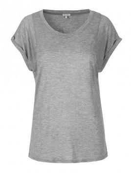 T-Shirt Lianne von Part Two in Grau