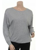 Shirt Lianette von Part-Two in Grau