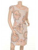Schleifen-Kleid 1-5242-1 von Noa Noa in Rose