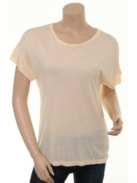 T-Shirt 1-5178-4 von Noa Noa in White Rose