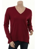 Pullover Adesina von Part-Two in Dream Red