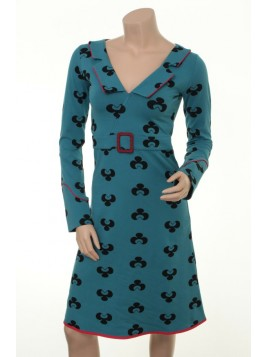 Kleid Molly Olive von Margot