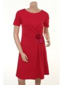 Kleid Carolines Crincle von Du Milde