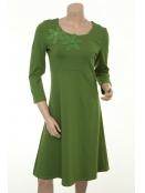 Kleid Tiffanys Tiff von Du Milde in Grün