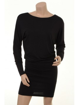 Kleid Belvia von Part-Two in Black