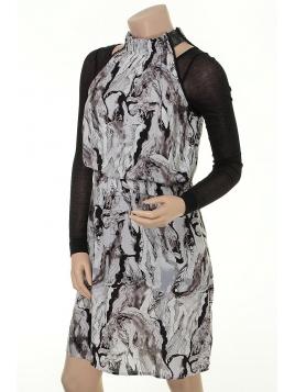 Kleid 4754-23 von Nü by Staff-Woman in Thunder Grey