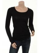 Langarm-Shirt Jakob von Container in Black