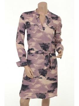 Kleid 1-6323-1 von Noa Noa in Print Purple