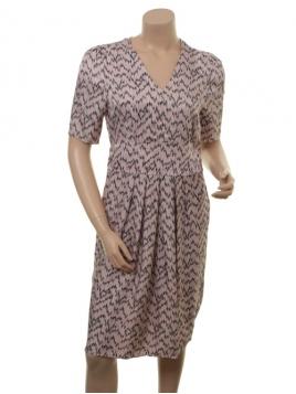 Kleid 1-6407-1 von Noa Noa in Print Purple