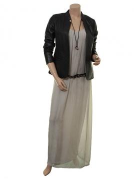 Kleid 4877-23 von Nü by Staff-Woman in Desert Grey