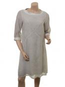 Kleid 4877-24 von Nü by Staff-Woman in Desert Grey