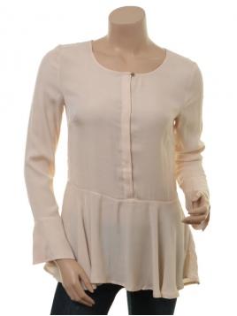 Shirt Enrika von Part-Two in Whitecap Grey