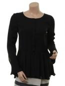 Shirt Enrika 30301145 von Part-Two in Black