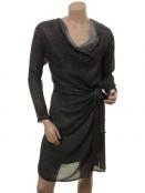 Kleid 4977-22 von Nü Denmark in Anthracite Grey