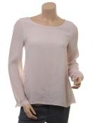 Langarm T-Shirt 4977-47 von Nü Denmark in Pastel Lilac