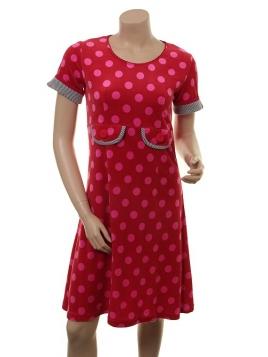 Kleid Sprudlende Solveig von Du Milde