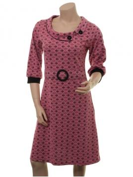 Kleid Ellen Emo von Margot in Rosa
