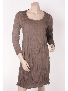 Kleid 3752-23 von Nü by Staff-Woman in Braun