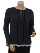 Blouse Felmer von Part-Two in Parisian Night