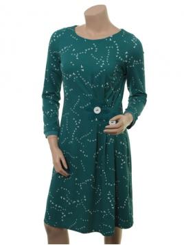 Kleid Fly away Fillippa von Du Milde in grün