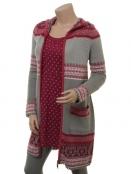 Knitwear Agda von Sorgenfri Sylt in Moss