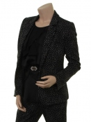 Blazer Cannes von Part-Two in Artwork Black