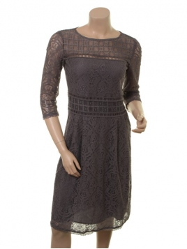 Kleid 1-7134-1 von Noa Noa in Dark Gull Grey
