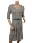 Kleid Giselle Waterdrops von Du Milde
