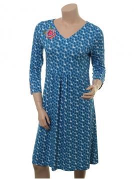 Kleid Klara Bluebell von Du Milde