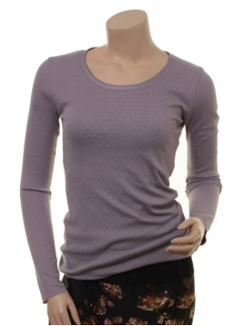 Langarm T-Shirt 1-6286-4 von Noa Noa in Grey Ridge