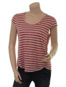 Leinen Jersey T-Shirt 1-7515-1 von Noa Noa in art rosa