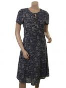 Twill-Kleid 1-7724-1 von Noa Noa in print blue