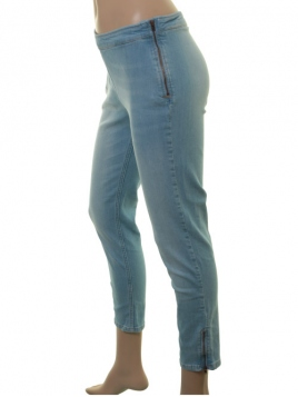 Hose Hanrietta von Part-Two in Light Blue Denim