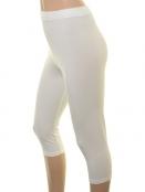Leggings 172-SL-white von Du Milde in White