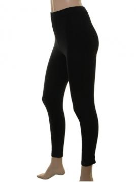 Leggings von Du Milde in Black