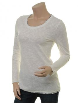 Shirt Heidje von Sorgenfri Sylt in Ivory