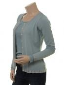 Knitwear Cleo von Sorgenfri Sylt in Cloud