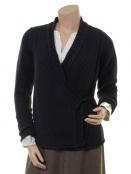 Kaschmir-Knitwear Berit von Sorgenfri Sylt in Midnight