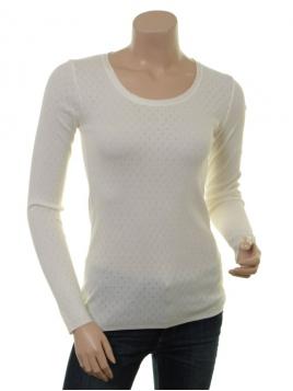 Modal T-Shirt 1-6286-5 von Noa Noa in Cloud Dancer