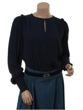 Blouse 1-7913-1 von Noa Noa in dress blues