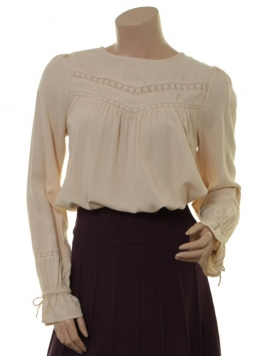 Blouse 1-7921-1 von Noa Noa in oyester white