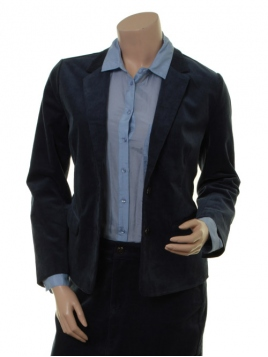 Blazer 1-7952-1 von Noa Noa in dress blues