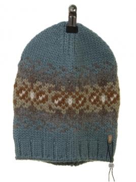 Mütze 1-8008-1 von Noa Noa in art blue