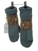 Handschuhe 1-8009-1 von Noa Noa in art blue