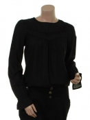 Blouse 1-7921-1 von Noa Noa in black