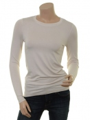 Langarm T-Shirt Bamaja von Part-Two in Moonbeam