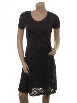 Kleid Heike von Sorgenfri Sylt in charcoal